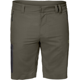 Jack Wolfskin Active Track Short Homme, grape leaf